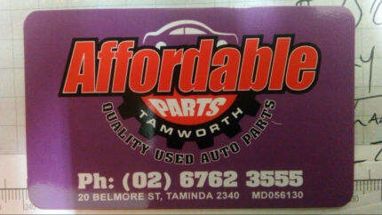 Affordable parts tamworth wrecking