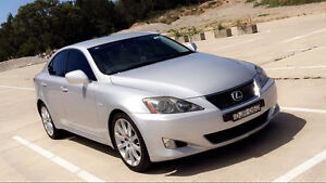 Lexus IS250 6months Rego 122kms ! Negotiable Liverpool Liverpool Area Preview