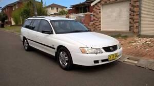 2004 Holden Commodore Wagon (DUAL FUEL) Auburn Auburn Area Preview
