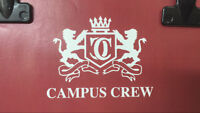 Campus crew Friends and Family Event