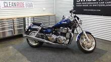 2010 Triumph Thunderbird Motorbike Northbridge Perth City Preview