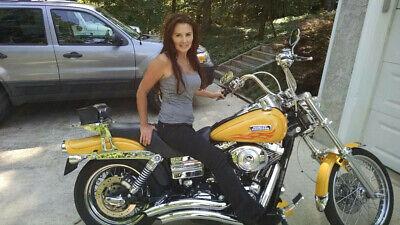 2006 Harley-Davidson Dyna Wide Glide  2006 Dyna Wide Glide, low miles, mint, no reserve, original owner