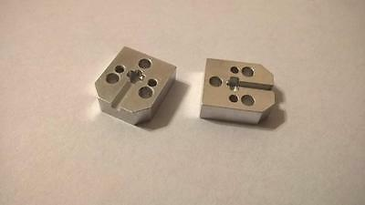 Zu2 Lot Of 2 Pieces Waveguide Back Short Plate Wr15 Wg25 R620 V-band 5075 Ghz