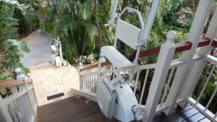 Minivator stair lifts Chapel Hill Brisbane North West Preview