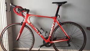 Giant TCR Advanced 3 Road Bike, size L Cronulla Sutherland Area Preview