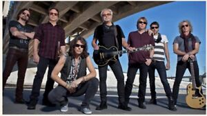 4 Foreigner Tickets $75.00 a pair