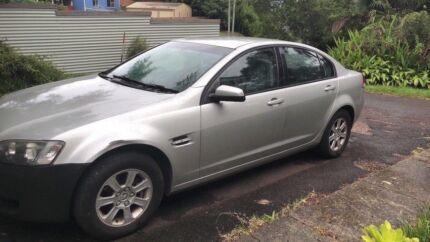 Holden Commodore VE Omega