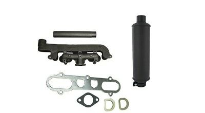 Manifold Muffler Kit John Deere 1010 Gas Tractor At13134 At21369