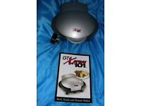 GT XPress 101 Non-Stick Meal, Omelet, Snack & Dessert Maker