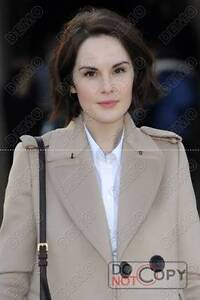 Michelle-Dockery-TV-Downton-Abbey-Actress-Photograph-Poster