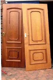 SOLID WOOD DOORS Internal x4