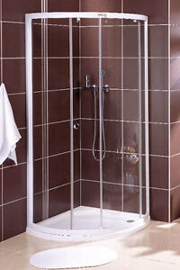 Shower stalls great deals on home renovation materials for European bathroom stalls