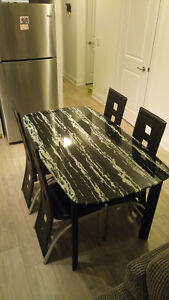 Glamorous Dining set for Sale