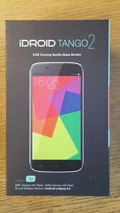 Brand New in Box - Unlocked iDroid Tango 2 -