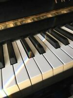 Piano Lessons in Your Home or Mine West Kelowna