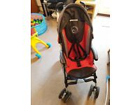 Mamas and Papas P3 Aluminium pram pushchair