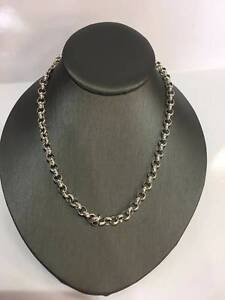 SILVER BELCHER CHAIN #28105 Caboolture Caboolture Area Preview