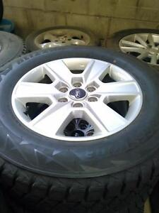 FORD F-150 WINTER PACKAGE RIM&TIRES