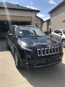 2014 Jeep Cherokee LIMITED 4X4 SUV, Crossover