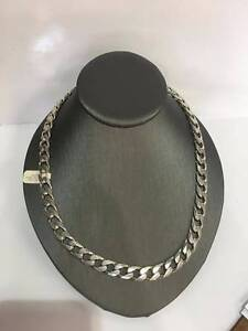 SILVER CURB LINK CHAIN #GEN Caboolture Caboolture Area Preview