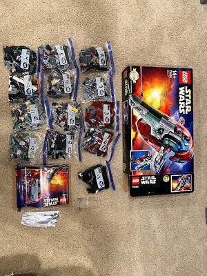 Lego Star Wars Slave 1 (75060)