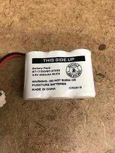 Ni-Cd Rechargeable Battery For Vtech BT-17333 BT-27333-USED