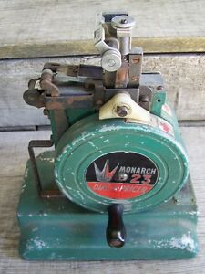 MONARCH 23 DIAL A PRICER MACHINE