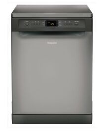 Hotpoint Extra FDFEX 11011 G Dishwasher - Graphite in immaculate condition