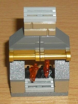 Lego Friends / City - Möbel - 1 kleiner Kamin