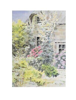 Pierre Hautot ohne Titel Poster Kunstdruck Bild 45x61cm