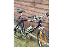Saracen pro mountain bike