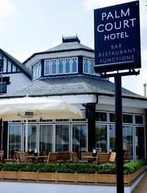 Palm Court Hotel - Receptionist