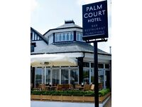 Palm Court Hotel - Receptionist