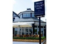 Chefs of all levels - Palm Court Aberdeen