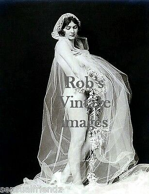New York City Photo Flapper Laura Foster Ziegfeld Follies  1920s Vintage (Foster Photograph)