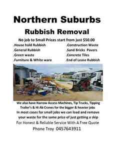 Rubbish &  Waste  Removals Jindalee Wanneroo Area Preview