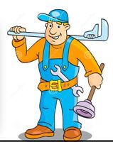 MASTER PLUMBER-MAÎTRE PLOMBIER  over 30 years experience