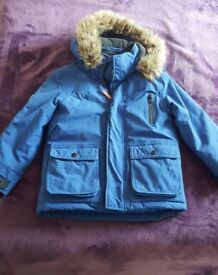 Boys winter coat Aged 7 years