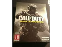 Brand New - Call of Duty: Infinite Warfare Extra content and Pin Badges (Xbox One)