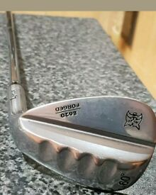 Lynx 8620 forged 60 degree lob wedge