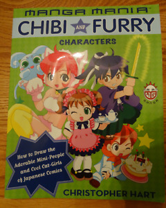 Manga Mania - Chibi and Furry Characters