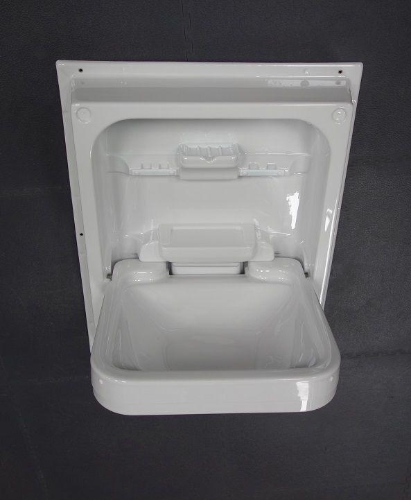 Caravan Tip Up/fold Down Sink