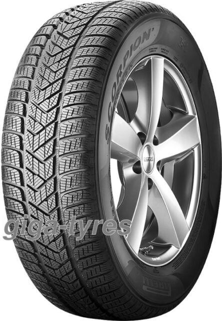 2x WINTER TYRE Pirelli Scorpion Winter 215/65 R16 98H með MFS M+S