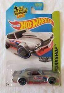 2014 Walmart Exclusive MIP SUMMIT RACING Hot Wheels 70 Chevy Chevelle SS Zamac