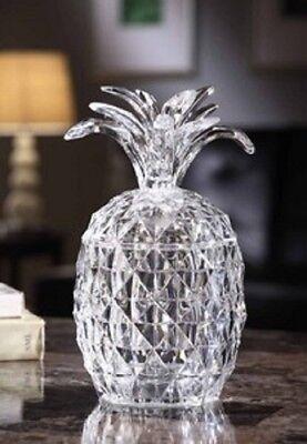 Light Up Jar (Pineapple  Etched Acrylic Light-Up Jar Beautiful Detail)