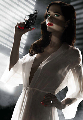Sin City A Dame to Kill For Eva Green Movie Silk Poster  32