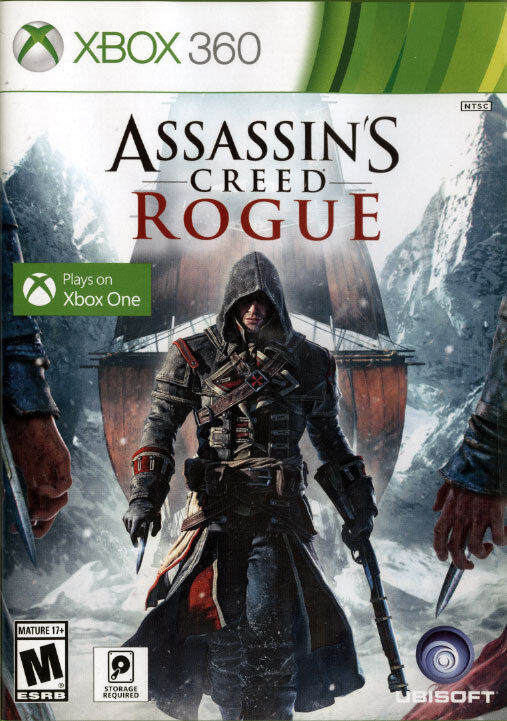 $13.90 - Assassin's Creed Rogue (Microsoft XBox 360) Brand NEW !!