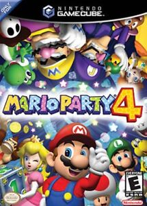 Looking for Mario party 4