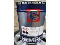 HEMPATEX ENAMEL BOAT PAINT 56360 20ltr x 2 (RED)