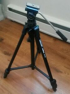 Henry's Adjustable Tripod with Carrying Case and Leveller